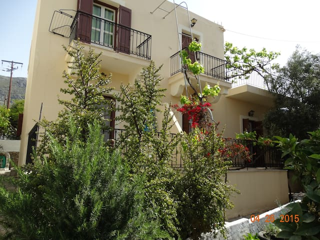 Studio for 3 in panormos - Kalimnos - Flat