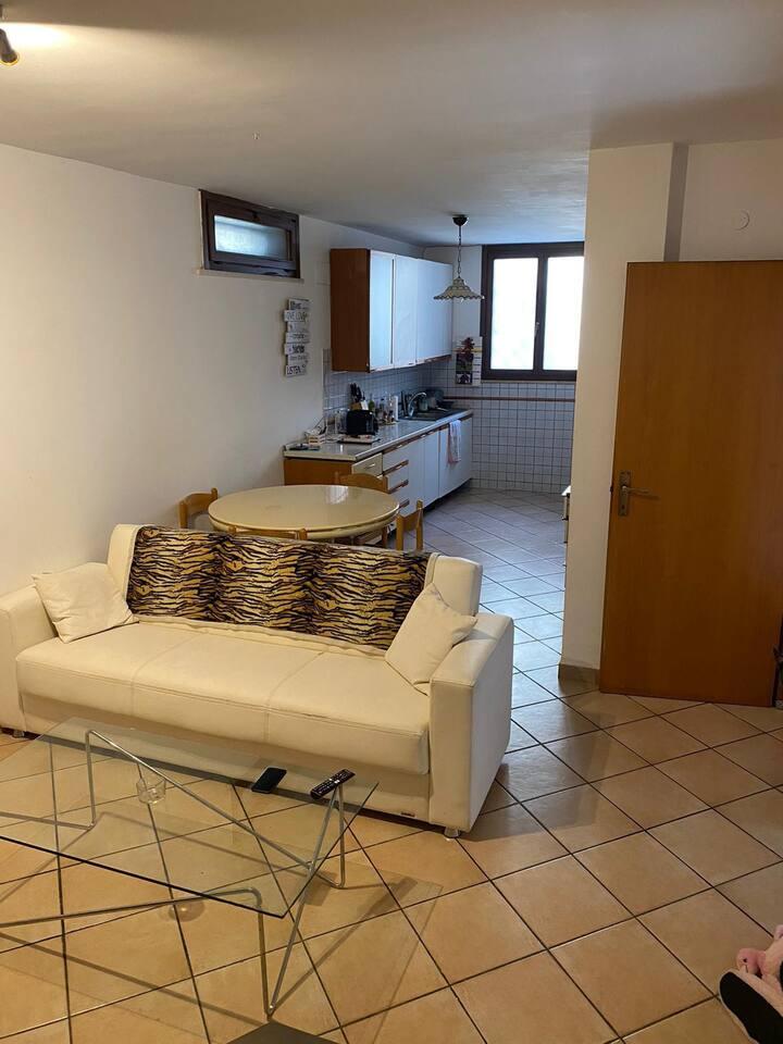 Ladispoli: Bel appartamento indipendente in villa.