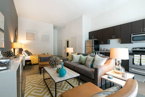 Live + Work + Stay + Easy | 1BR in Mt. Pleasant