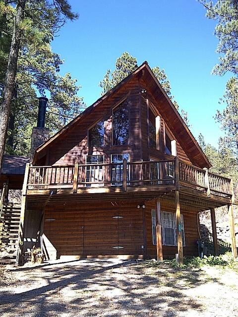 Altitude Adjustment mountain cabin near Pagosa
