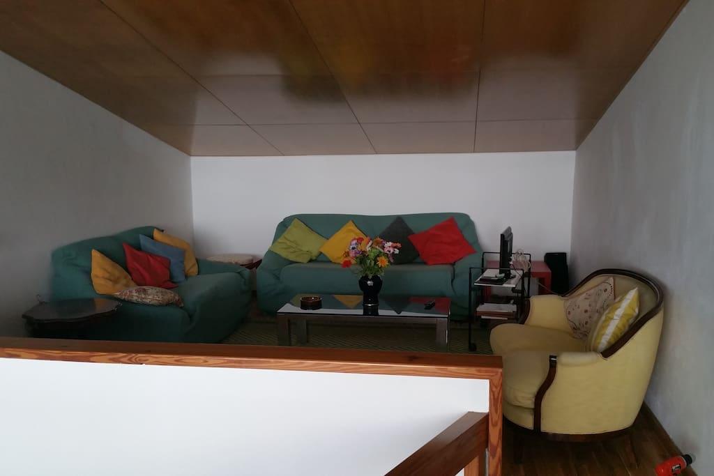 duplex del salón