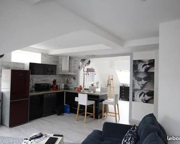 Appartement à Lutterbach