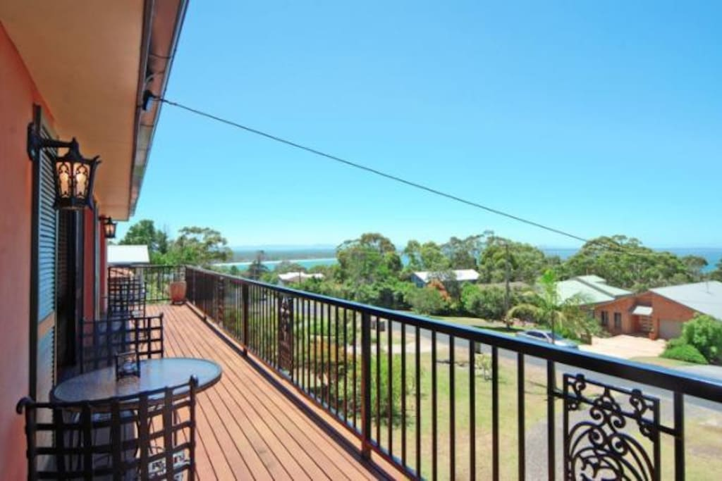 Balcony off living  dct areas/Wa
