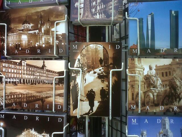 ¿Necesitas alojamiento en Madrid? - Madrid - Haus