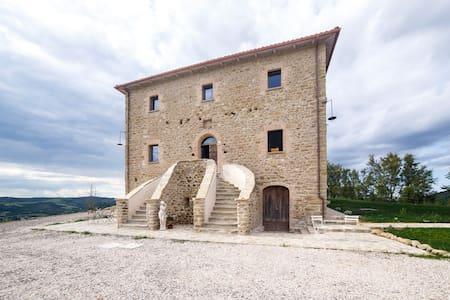 B&B Palazzo Serre near San Leo - San Leo - Pousada