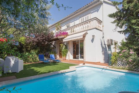 WELL LOCATED WITH BREAKFAST AND POO - Palma de Majorque - Bed & Breakfast