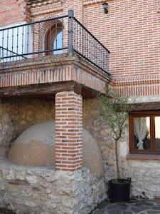 Casa Abuela Paula - Hontalbilla, Segovia - Talo