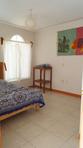 apartament for rent at 20 min of the center - oaxaca, santa rosa, primera poniente 602 - Byt