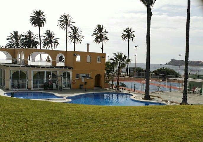 Precioso Apartamento vistas playa - Mazarrón - Wohnung