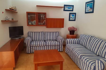 FRONTLINE BEACH APARTMENT - Santa Cruz de Tenerife