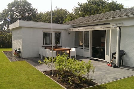 Cosy villa close to the beach - Renesse