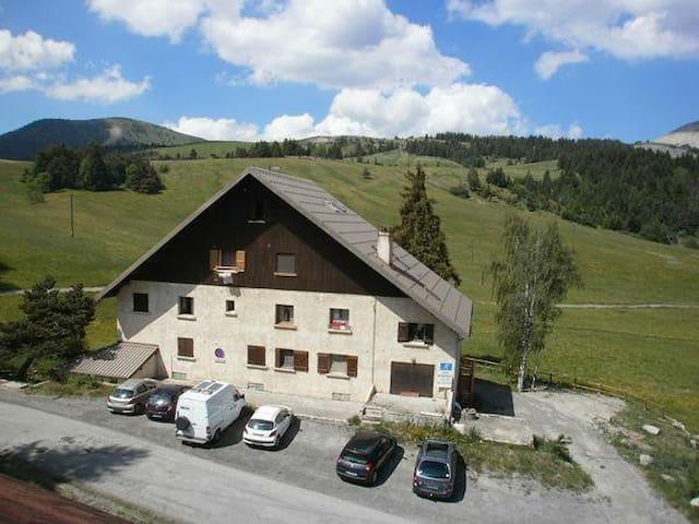 Ferienwohnung – 1 Zimmer – 24 m² - Auzet - Apartment