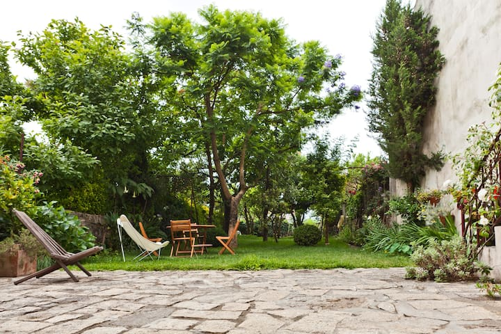 B & B  Room Yoga Garden's Place - Πόρτο - Σπίτι