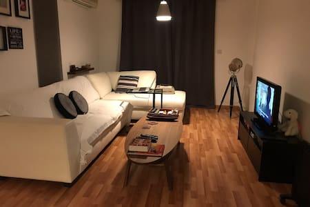 Flat in Nicosia center & near old city (3rd floor)