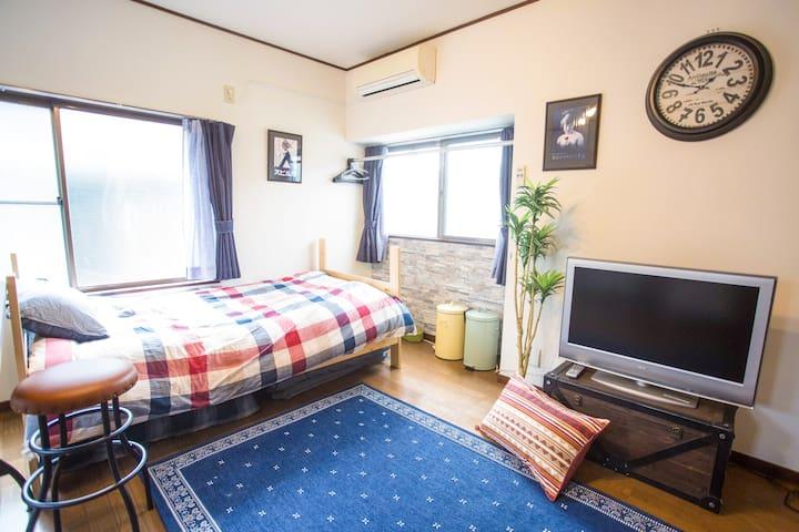 2sta. to Shinjuku, Japanese Modern apartment #2