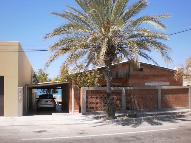 Casa en la playa, Bahía de kino, Sonora
