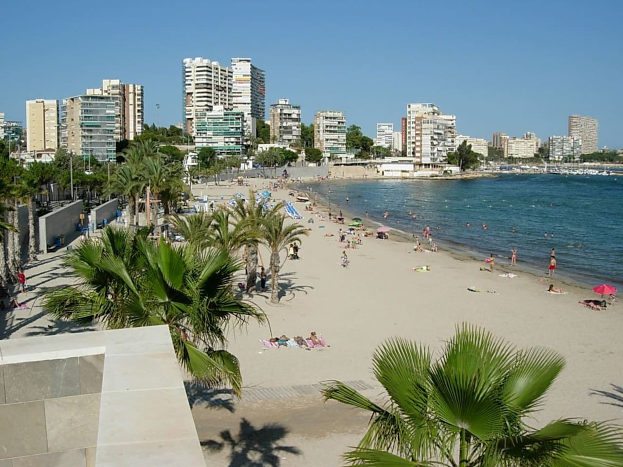 Playa de Albufereta