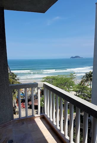 Excelent location. Beachfront. - Guarujá - Wohnung