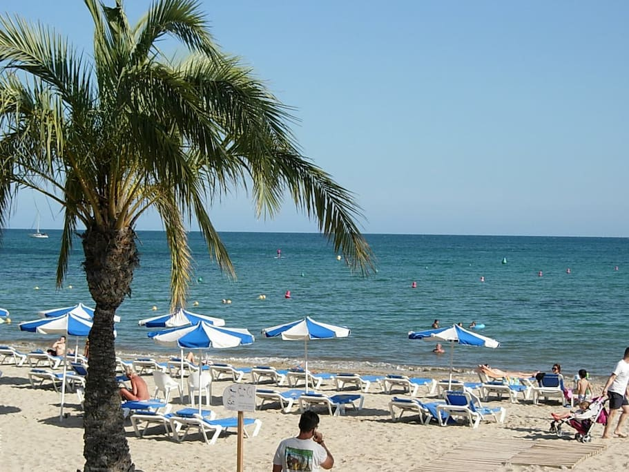 Playa de Alfubereta