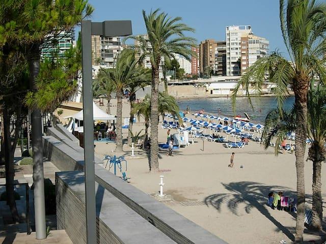 Playa de Albuferta