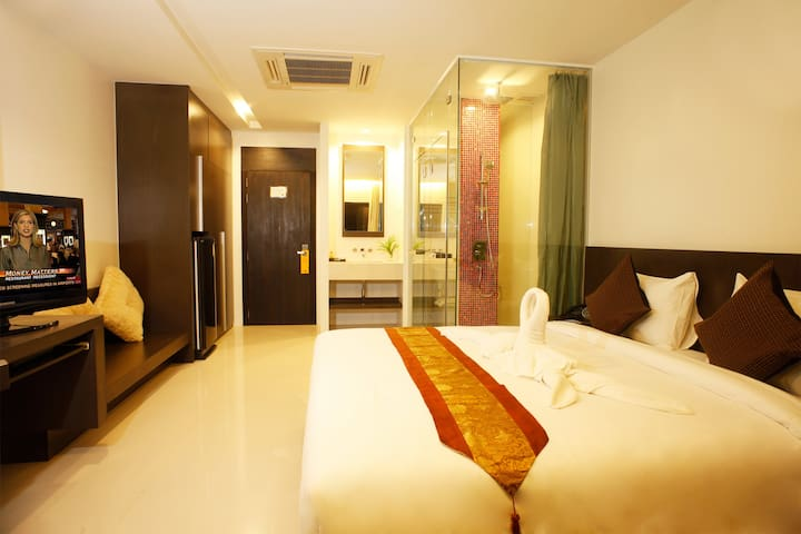 Modern Deluxe Room- Chaweng City - Ko Samui - Other