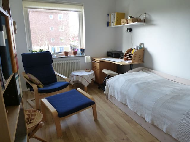 Nice room in calm area - Göteborg, - Appartement