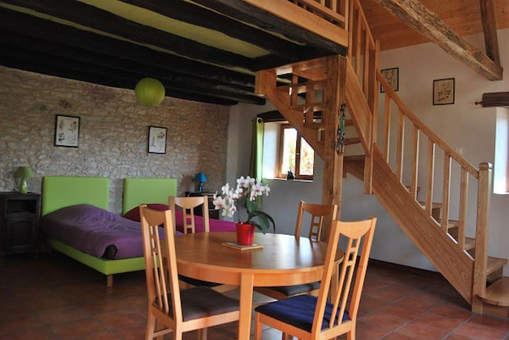 Le chant du coq - Canteloube Lacave - Bed & Breakfast