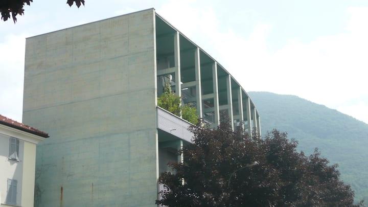 Elegant flat in Lugano