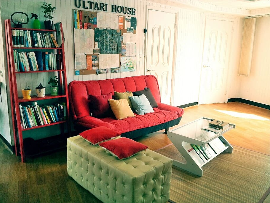 Ultari House-1min from Hongik Univ.