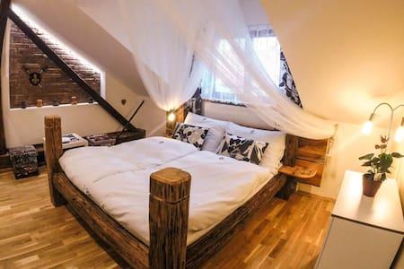 Rezidence Mandragora - Apartmán 4A - Pardubice