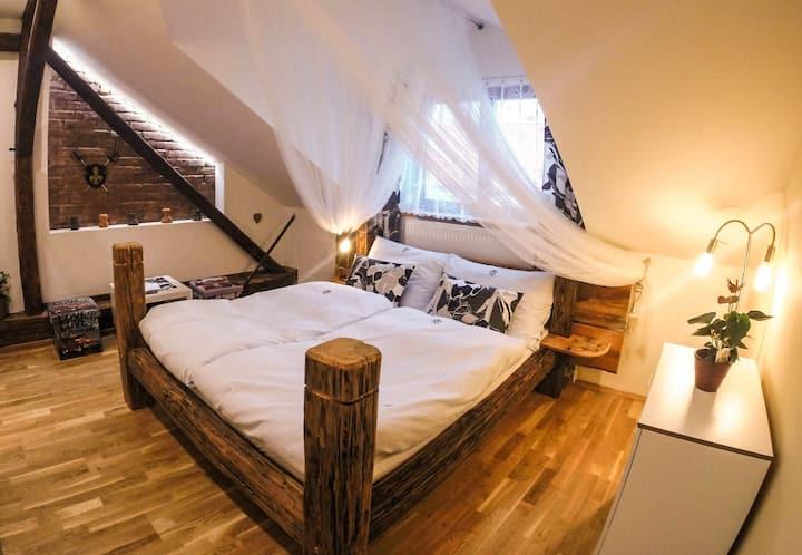 Rezidence Mandragora - Apartmán 4