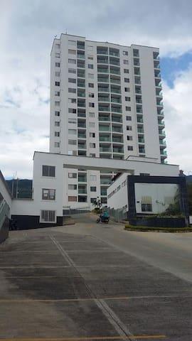 Encantador Apartamento. La mejor Vista de San Gil - San Gil - Appartement