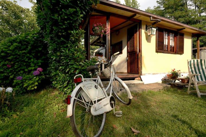 "Lago Maggiore"" SWEET HOME"" - Malgesso - Karavan/RV"