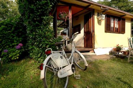 """Lago Maggiore"""" SWEET HOME"""" - Malgesso - 露营车/房车"""