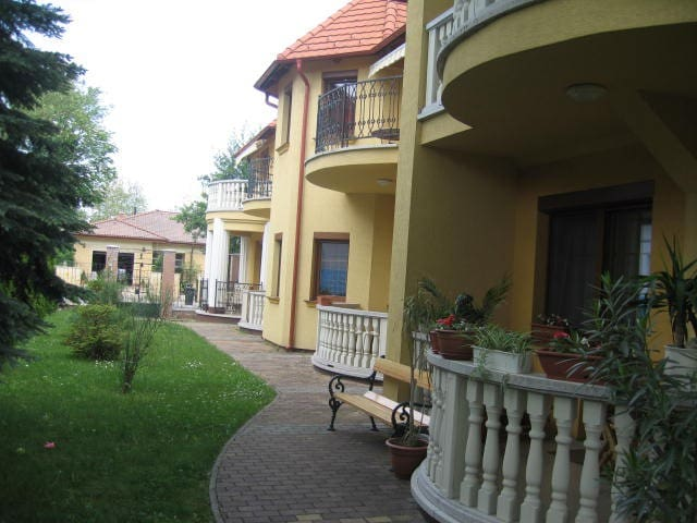 Recent apartment close to beach - Balatonboglár - Daire