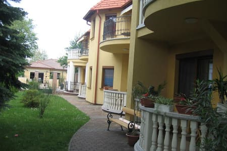 Recent apartment close to beach - Balatonboglár