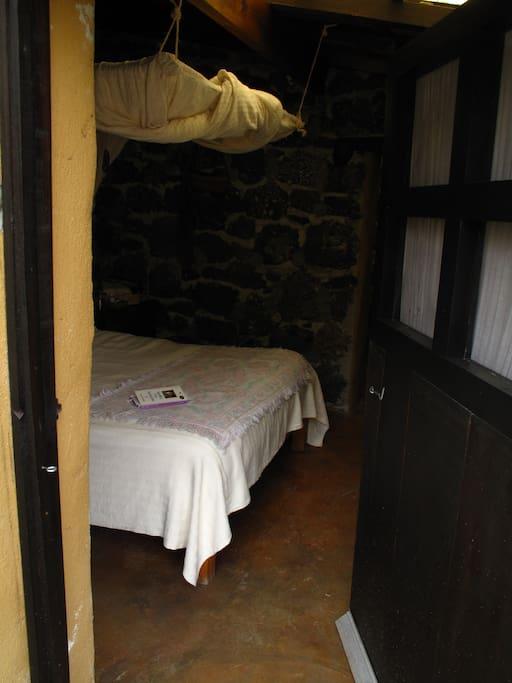 Habitación, descanso, privacidad  y serenidad.