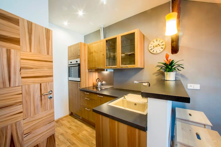 Rezidence Mandragora - Studio 5 - Pardubice - Apartment