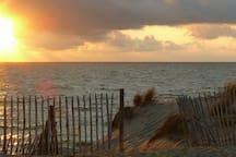 accès plages
