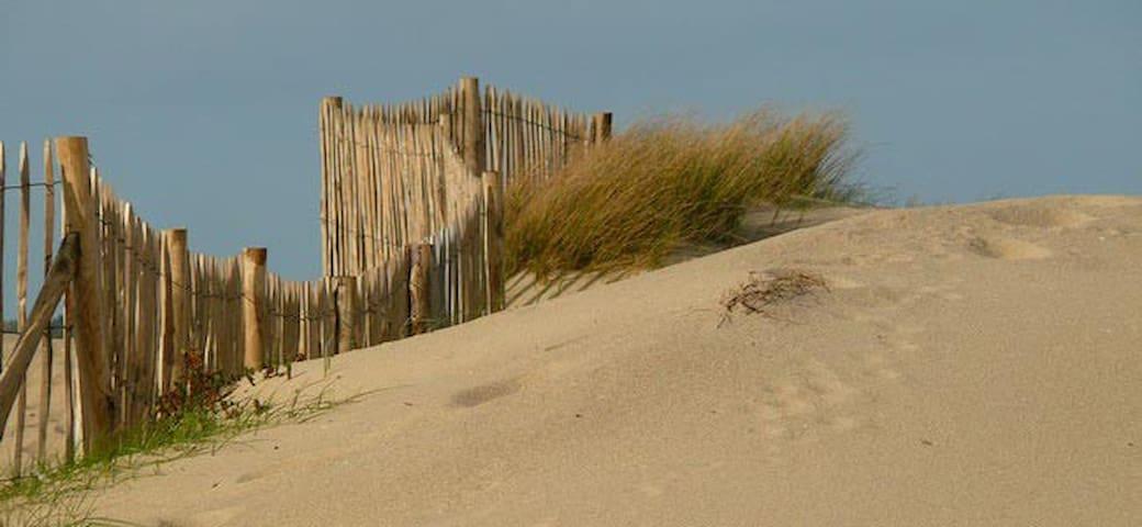 La dune de sable