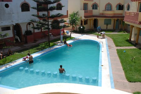 F3 DANS RESIDENCE  AVEC PISCINE - Sidi Bouzid - Appartement