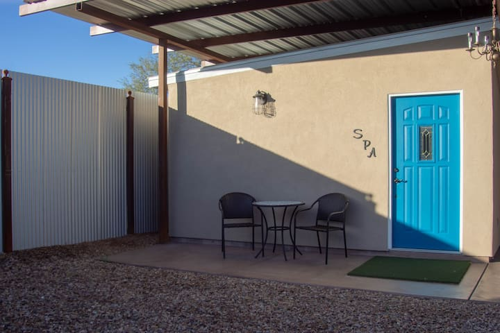 Tucson Tranquil Tiny House - Tucson Bike Loop