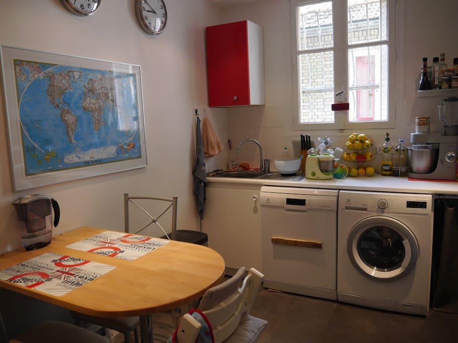 Appartement Bercy