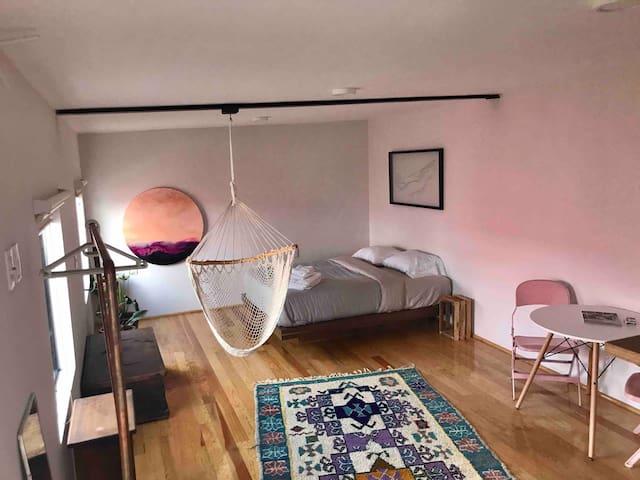 ❤ Cozy, Stylish Modern Loft - Roma & Juarez  ❤