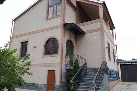 Nice house near Yerevan +garden and summer kitchen