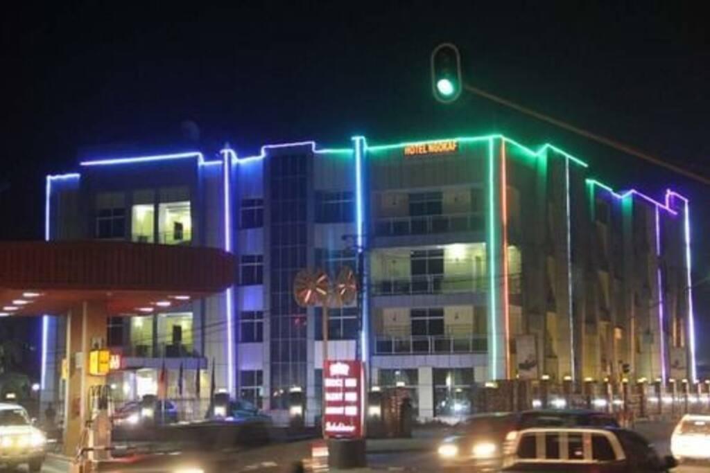 Hotel ngokaf vue nocturne
