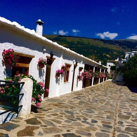 Apto Turistico Rural LOS TINAOS - Bubión - บ้าน