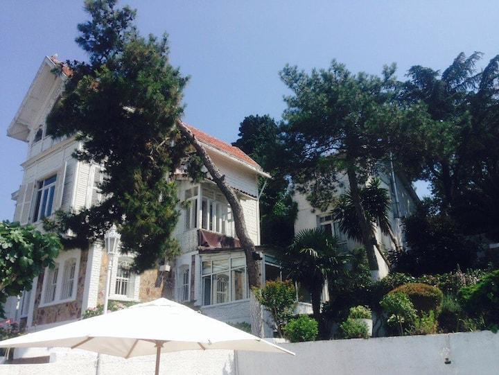 Historical villa in Kinaliada