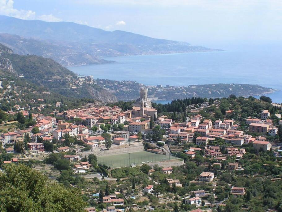 village  de La Turbie