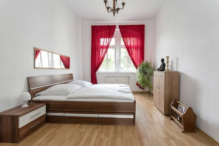 quiet guest house in Dresden - Dresden - Huis